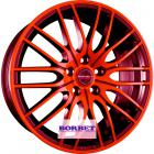 Литые диски Borbet CW4-5 Red Front Polished