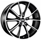 Литые диски BBS SV007 Satin black/diamond-cut